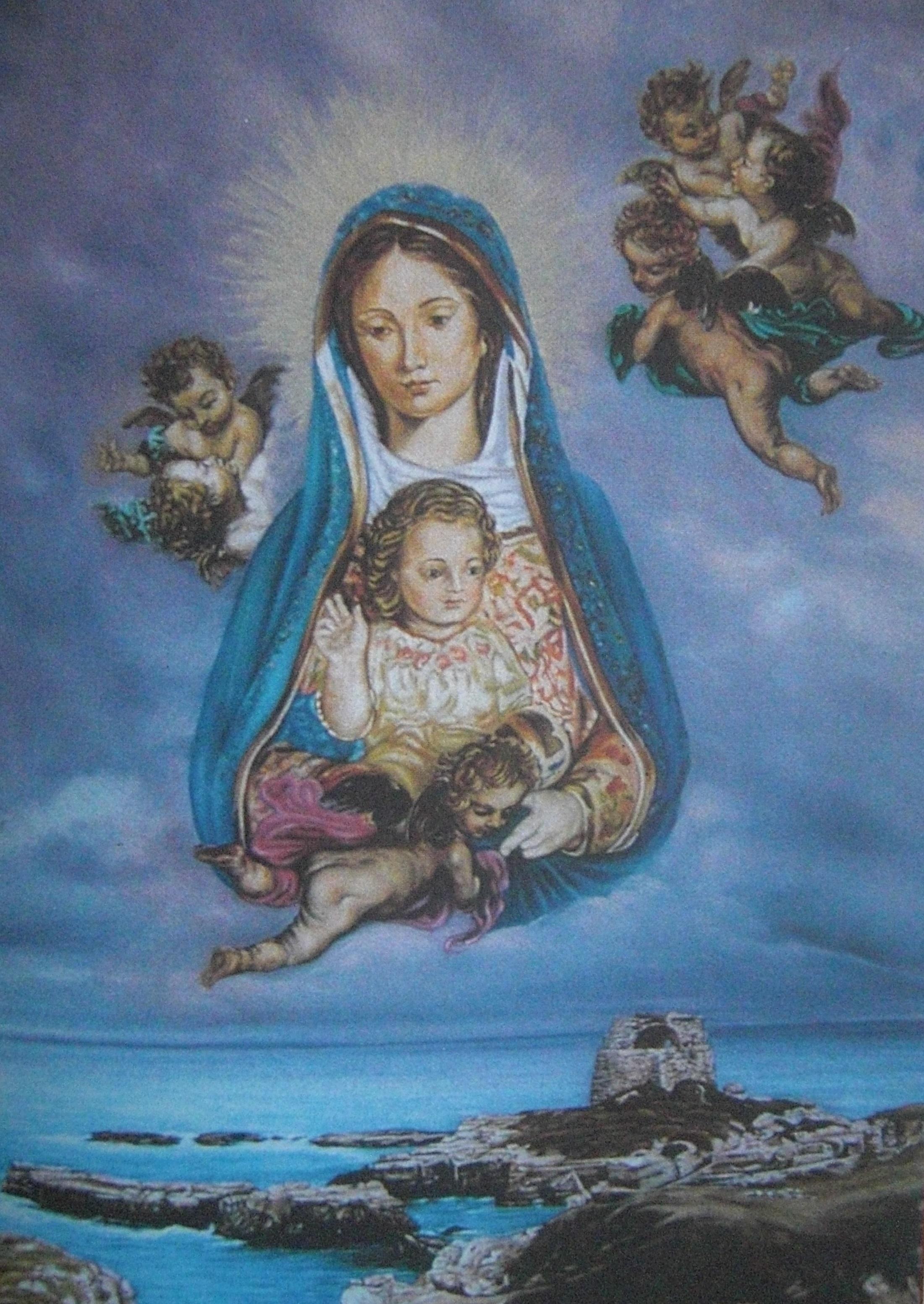 Madonna del mare   (Maddonna is tàlassa)