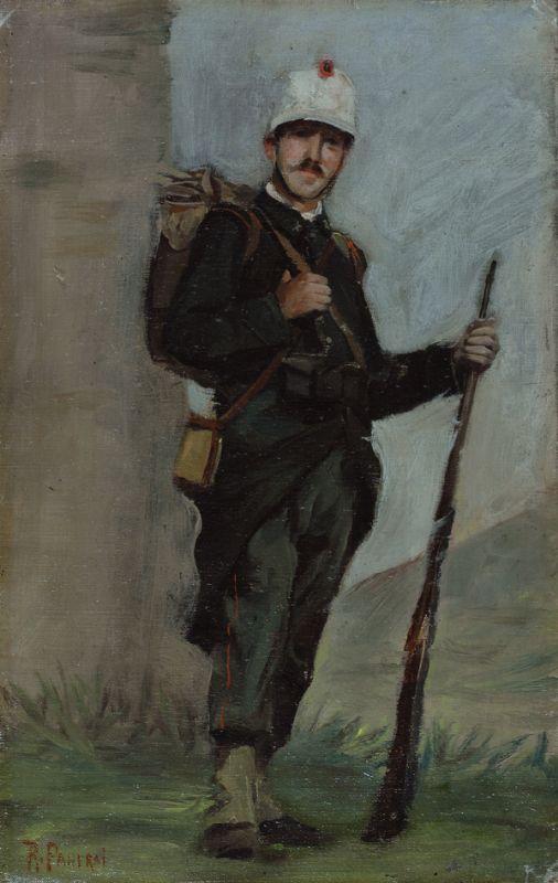 Fiaba 41 – La licenza del soldato   (Cuntu de lu surdatu)