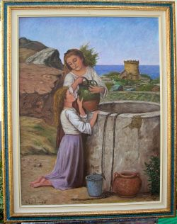Fiaba 108 – Tre mariti per le figlie del re   (O kunto mes tris kiatere)