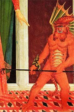 Fiaba 43 – Il diavolo zoppo   (O kunto mo kalò kami)