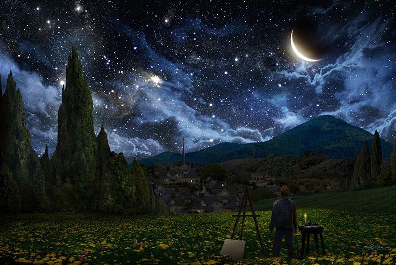 Le stelle  (T'astèria)