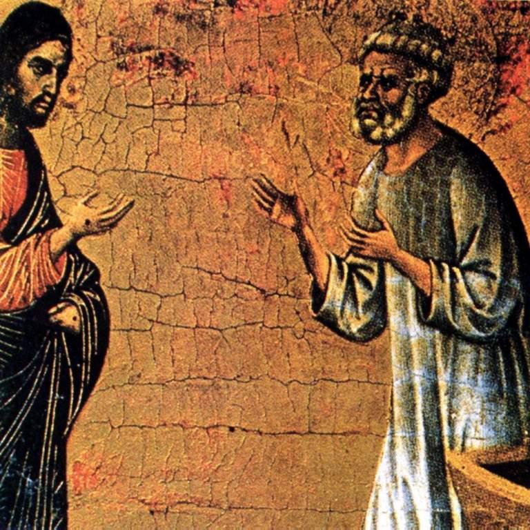 Fiaba 30 – Storie di San Pietro (1)  (O kunto tu ja Pedru)
