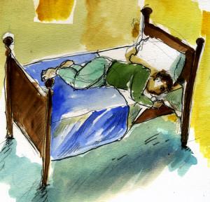 sotto il letto 6u